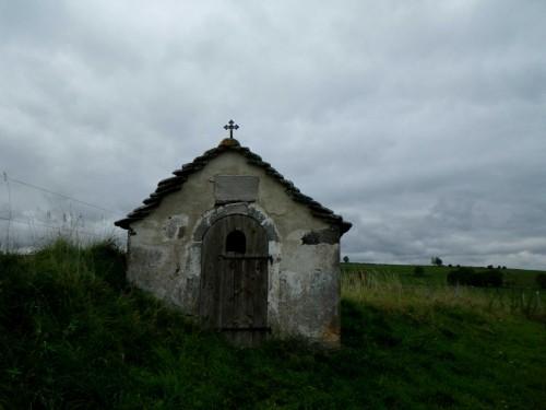 l'oratoire sur la route entre Malevielle et Toursou