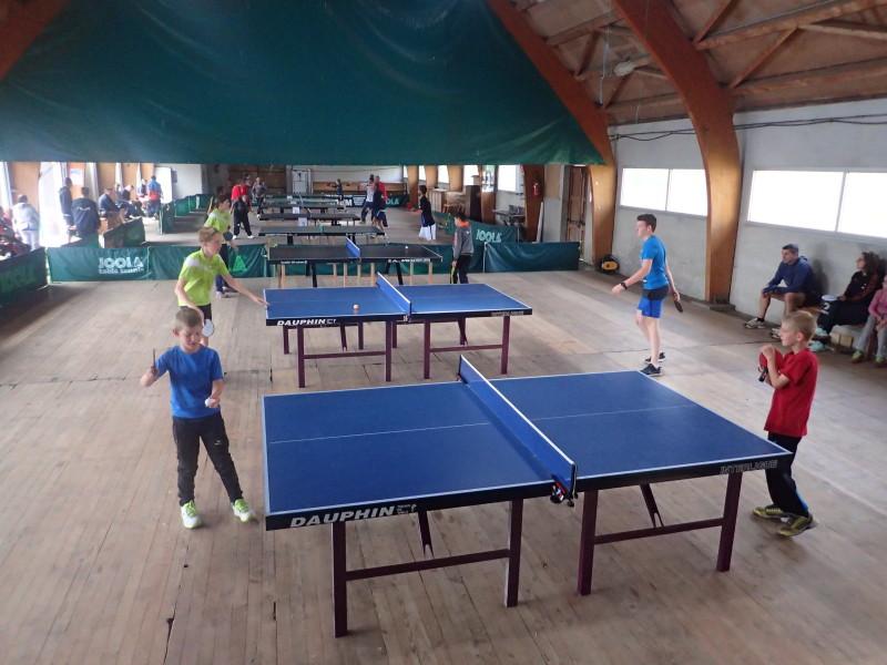 tennis de table Valuéjols 01 juillet 2017
