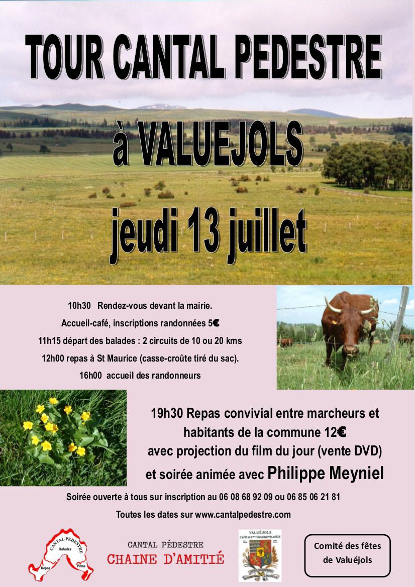 affiche Tour Cantal